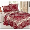 Bedding Collection in Pink Flower Pattern, with Front/Reverse Printing, Customized Sizes are Welcome