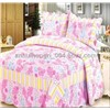 Bedding Quilt in Various Sizes, with Polyester Filling, OEM Orders are Welcome