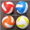 Soft Ball, Volleyball Shape