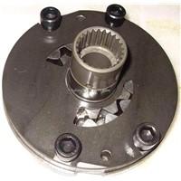 rexroth #A4VG71..F00 charge pump