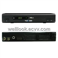 HD MPEG4/H.264  DVB-T Receiver