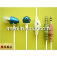 Headsets earphone metal earphone pc earphone network telephone