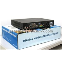 Standalone DVR 4CH Video and 4CH Audio