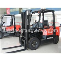 2 Tons Diesel Powered Forklift CPCD 20FR