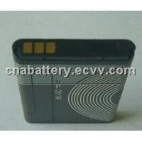 3.7v 850mah BL-5C mobile phone battery for nokia