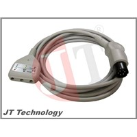 3 lead ECG Trunk Cable