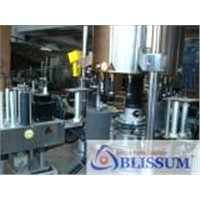 5 Gallon Caps Label Labeling Machine (SPS)