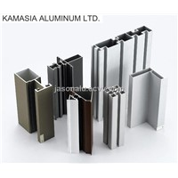 Aluminum profiles widely used for construction
