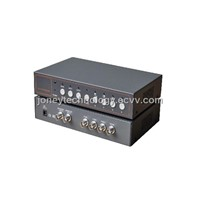 CCTV 8 Channel Video Quad/Multiplexer/Quad Processor