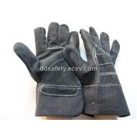 Cow Split Leather Glove DLC408