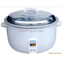 Electric Drum Shape Rice Cooker (HOTEL USING)