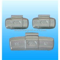Fe clip on wheel balance weights for truck (manufacture)