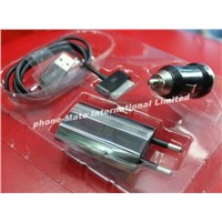 Good quality branded cellphone car charger for iphone 4
