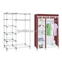 High Quality Fabric Wardrobe