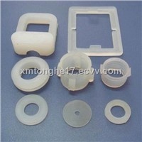 Irregular Shape Silicone Rubber Parts, Nutural Color