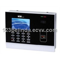 LCD 3 InshDigital Color TFT Screen RFID Attendence System