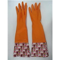 Latex Household Gloves-DHL712