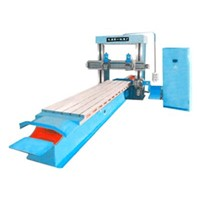 Light duty portal planer