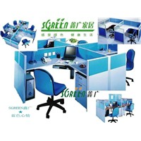 Mdf board office furniture office partition
