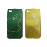 Mobile phone protective covers with Diamond apple