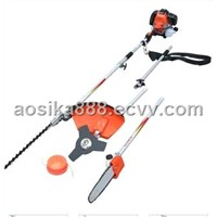 Multi hedge trimmer /brushcutter / chainsaw garden tools