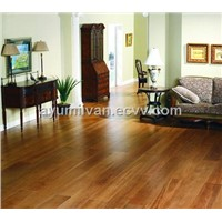 Oak 3-layer engineered wood flooring