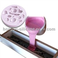 PVC Plastic Manual Mold Liquid Silicone Rubber