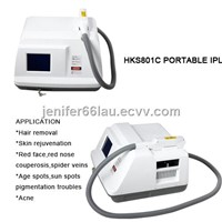 Portable IPL Hair Removal Laser Beauty salon and clinic Device (HKS801C)