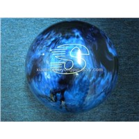 Private professional  branded Bowling Ball