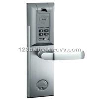 Pure stainless Digital Lock/Biometric Digital Lock/Fingerprint Lock with 8 digits password