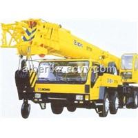QY70 70 tons truck crane