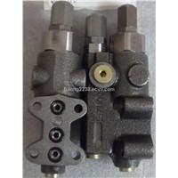 Rexroth pump #A10VSO100 regulator DFR valve