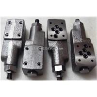 Rexroth pump part #A4VSO250 regulator DR valve