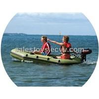 Rubber Fishing Boat