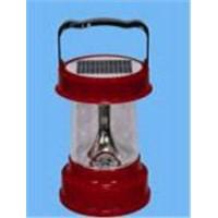 Solar  portable lamp