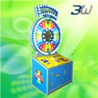 Spin N Win ticket game machine