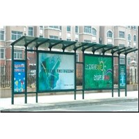 Stainless Steel Bus Shelter (No.2)