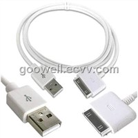 USB Apple iPhone Cable(white original)