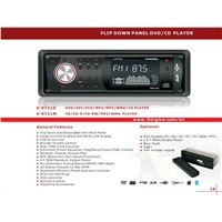 car mp3/CD player (v-9721)