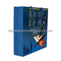 digital quran read pen with4GB rechargable battery