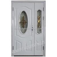 Steel Glass Door