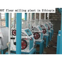 wheat roller flour milling plant & machinery