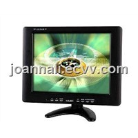 10.4-inch LCD Monitor with Reversing Image and Built-in Speaker