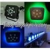 wireless dmx American DJ light,RGBW slim led par can