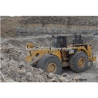 CAT994 Tyre Protection Chains for Mining