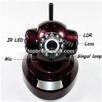 H.264 IP Camera Topbroad Wireless System with  IR-CUT (TB-264CR)