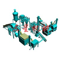 1003 waste pcb recycling equipment