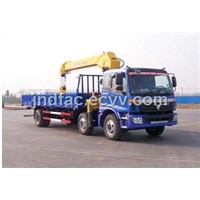 Foton Crane Truck Crane Capacity 10 Ton