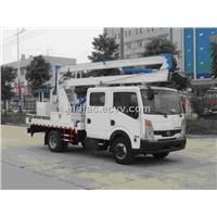 14m Dongfeng Nissan Aerial Platform Truck