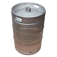 15.5gallon Steel Beer Keg